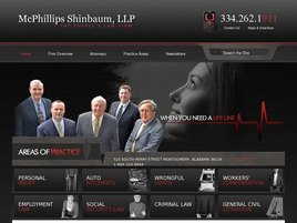 McPhillips Shinbaum, LLP Law Firm Logo