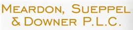 Firm Logo for Meardon Sueppel Downer P.L.C.