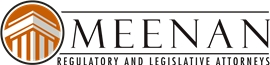 Meenan P.A. Law Firm Logo