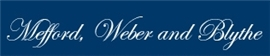 Mefford, Weber and Blythe, P.C. Law Firm Logo