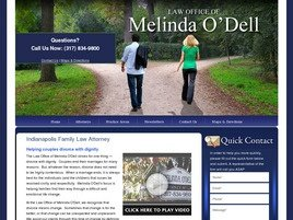 Melinda O'Dell Law Firm Logo