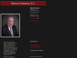 Firm Logo for Melvin Drukman, P.C.