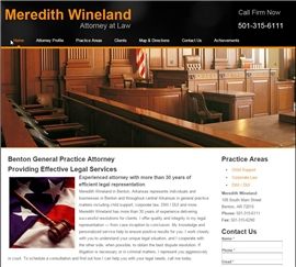 Firm Logo for Meredith Wineland