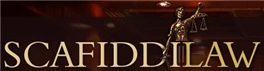 Michael A. Scafiddi, Esq. <br />and Associates Law Firm Logo
