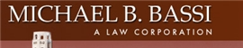 Firm Logo for Michael B. Bassi A Law Corporation