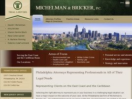 Michelman & Bricker, P.C. Law Firm Logo