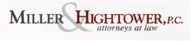 Miller & Hightower <br />Attorneys at Law Law Firm Logo