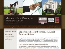 Mitchell Law Office, P.C. Law Firm Logo