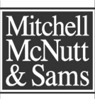 Mitchell, McNutt & Sams Law Firm Logo
