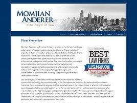 Firm Logo for Momjian Anderer LLC