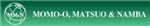 Firm Logo for Momo-o Matsuo Namba