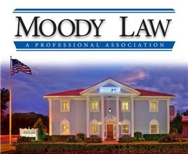 Moody Law <br />A Professional Association Law Firm Logo