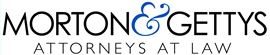 Morton & Gettys Law Firm Logo