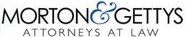 Morton & Gettys Law Firm Logo