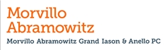 Morvillo, Abramowitz, Grand, Iason, Anello P.C. Law Firm Logo