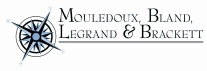 Mouledoux, Bland, Legrand <br />& Brackett, LLC Law Firm Logo