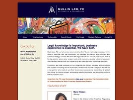 Firm Logo for Mullin Law PC