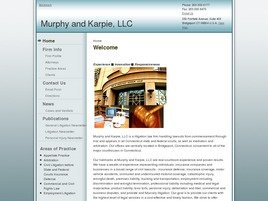 Firm Logo for Murphy and Karpie, LLC