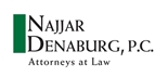 Najjar Denaburg, P.C. Law Firm Logo