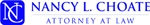 The Law Office of <br />Nancy L. Choate P.C. Law Firm Logo