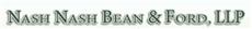 Firm Logo for Nash Nash Bean & Ford, LLP