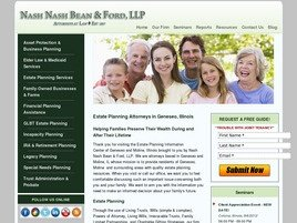 Firm Logo for Nash Nash Bean & Ford, LLP