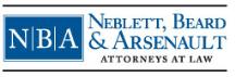 Neblett, Beard & Arsenault Law Firm Logo