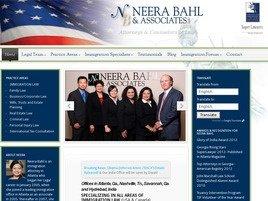 Firm Logo for Neera Bahl Associates LLC