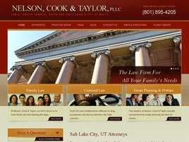 Nelson, Cook & Taylor, PLLC Law Firm Logo