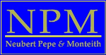 Neubert, Pepe & Monteith, P.C. Law Firm Logo