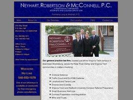 Firm Logo for Neyhart & McConnell, P.C.
