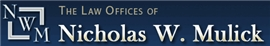 Firm Logo for Nicholas W. Mulick P.A.