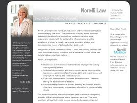 Norelli Law, PLLC Law Firm Logo