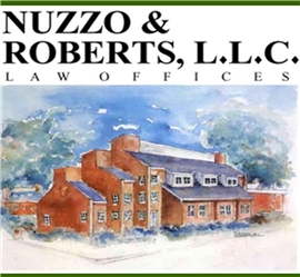 Nuzzo & Roberts, L.L.C. Law Firm Logo