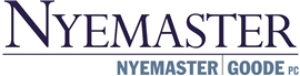 Nyemaster Goode, P.C. Law Firm Logo
