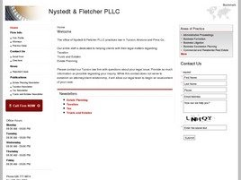 Firm Logo for Nystedt & Fletcher PLLC