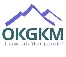 Oates, Knezevich, Gardenswartz, Kelly <br />& Morrow, P.C. Law Firm Logo