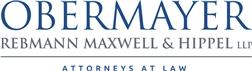 Obermayer Rebmann <br />Maxwell & Hippel LLP Law Firm Logo