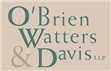 O'Brien Watters & Davis, LLP Law Firm Logo