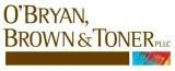 O'Bryan, Brown & Toner, PLLC Law Firm Logo
