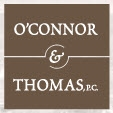 O'Connor & Thomas, P.C. Law Firm Logo
