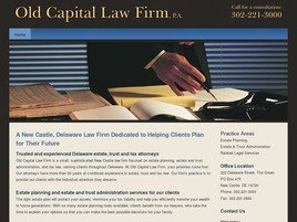 Firm Logo for Old Capital Law Firm, P.A.