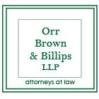 Firm Logo for Orr, Brown & Billips, LLP