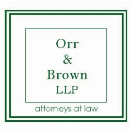 Firm Logo for Orr & Brown LLP