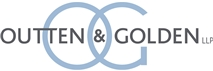 Firm Logo for Outten & Golden LLP