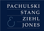 Pachulski Stang Ziehl <br />& Jones LLP Law Firm Logo