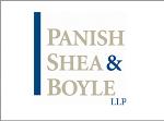 Panish Shea & Boyle LLP Law Firm Logo