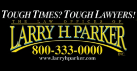 Firm Logo for The Law Offices of <br />Larry H. Parker Inc.