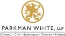 Parkman White, LLP Law Firm Logo