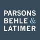 Parsons Behle & Latimer A Professional Corporation